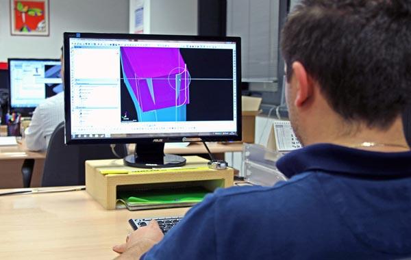 Modelleria Tardivo - Ufficio Tecnico interno per la progettazione e la modellazione