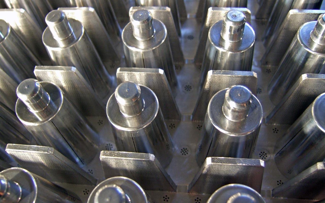 Stampi polistirolo - Stampo in alluminio per imballaggi di polistirolo