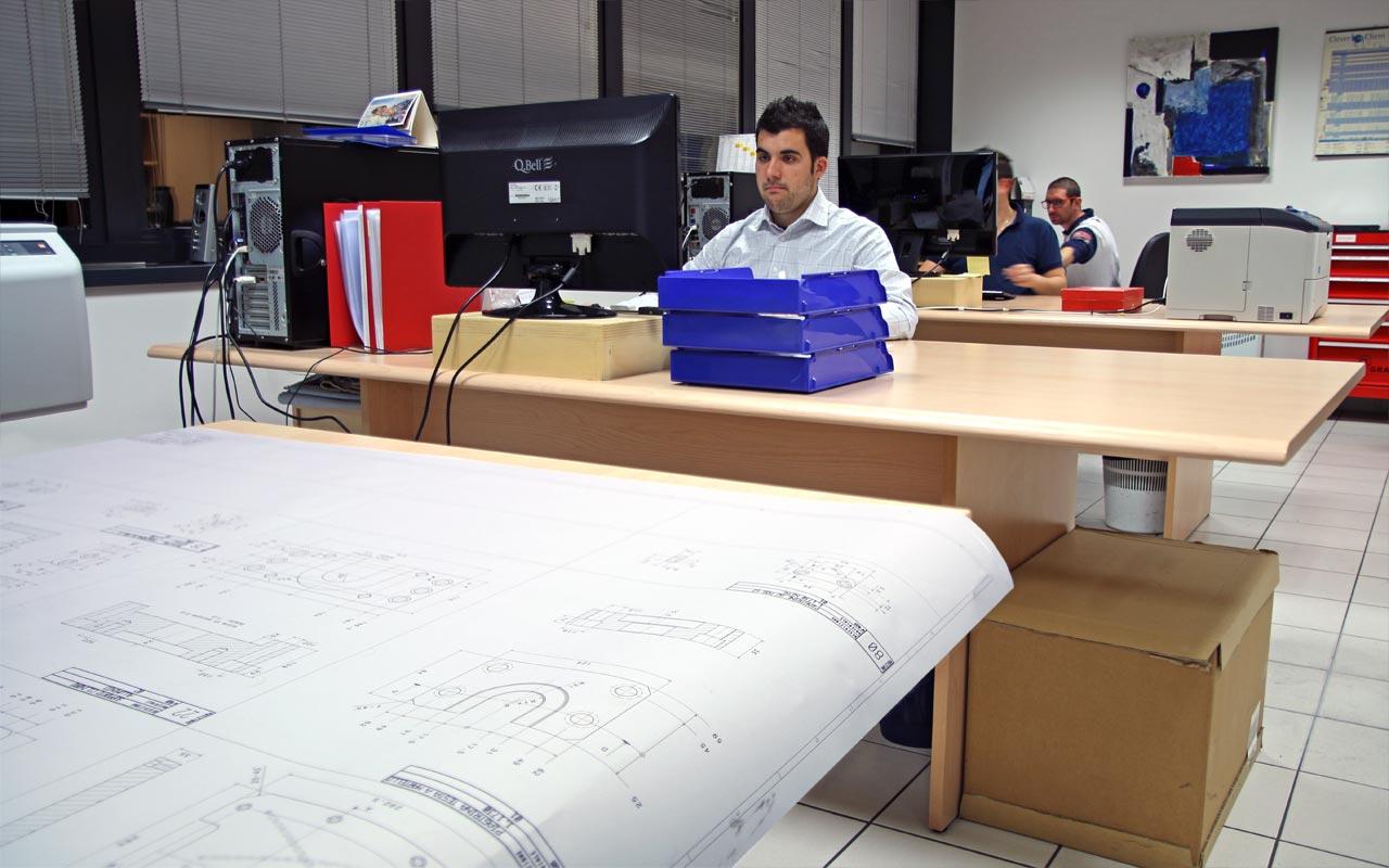 Ufficio Tecnico - Modelleria Tardivo