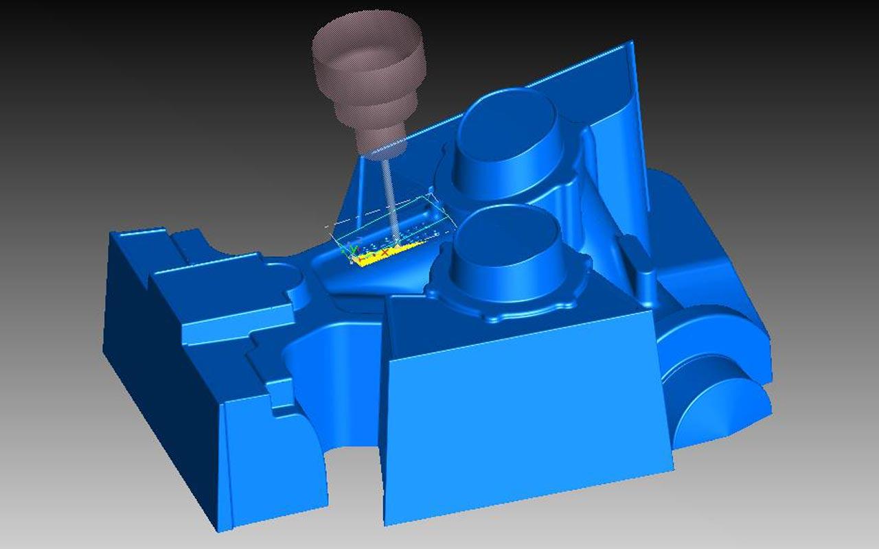 Simulazione CNC