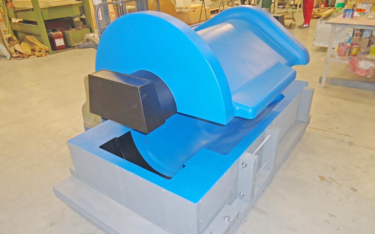 Steel Foundry Model