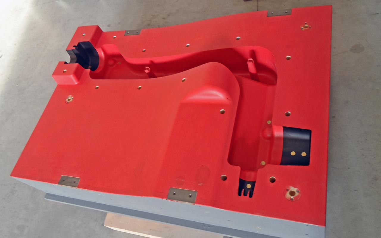 Pump Cover - Foundry Model