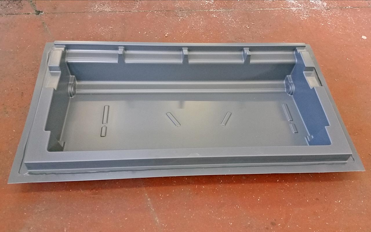 Molds for thermoforming